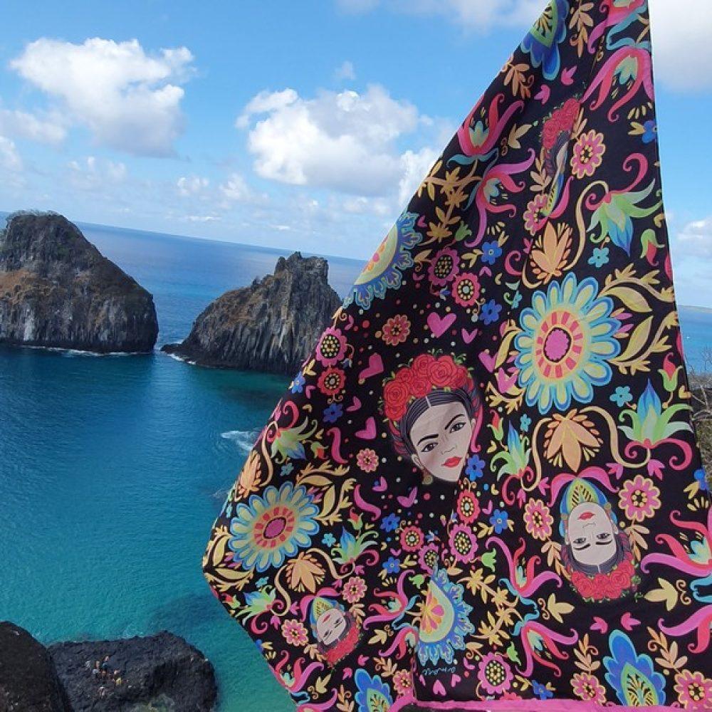 Pañuelo grande - Acapulco